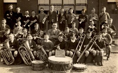 Carnegie State School band