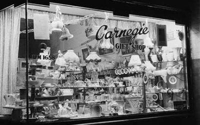 Koornang Rd, Carnegie c1957