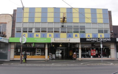 Centre Arcade, Bentleigh