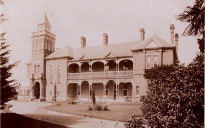 Vadlure, Caulfield 1880s